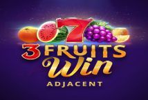 3 Fruits Win - играть онлайн | Casino X Online - без регистрации