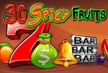 30 Spicy Fruits - играть онлайн | Casino X Online - без регистрации