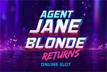 Agent Jane Blonde Returns - играть онлайн | Casino X Online - без регистрации