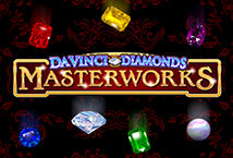 Da Vinci Diamonds Masterworks - играть онлайн | Casino X Online - без регистрации