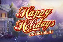 Happy Holidays - играть онлайн | Casino X Online - без регистрации