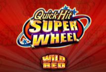 Quick Hit Super Wheel Wild Red - играть онлайн | Casino X Online - без регистрации