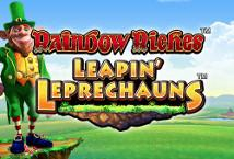 Rainbow Riches Leapin Leprechauns - играть онлайн | Casino X Online - без регистрации